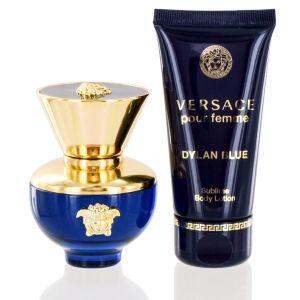 Versace Dylan Blue For Women 2 Piece Gift Set